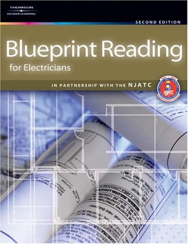 Blueprint Reading for Electricians, Expanded 2nd Edition - Cengage Learning - DE-1418073105 - ISBN:1418073105