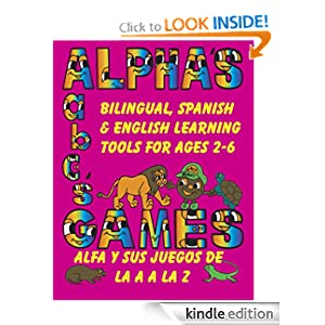 Alpha's ABC's Games