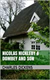 img - for Nicolas Nickleby & Dombey and Son (Charles Dickens Classic Books) book / textbook / text book