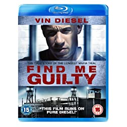 Find Me Guilty [Blu-ray]