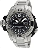 Seiko 5 Automatic Mile Marker Mens Watch SKZ225 Wrist Watch (Wristwatch)