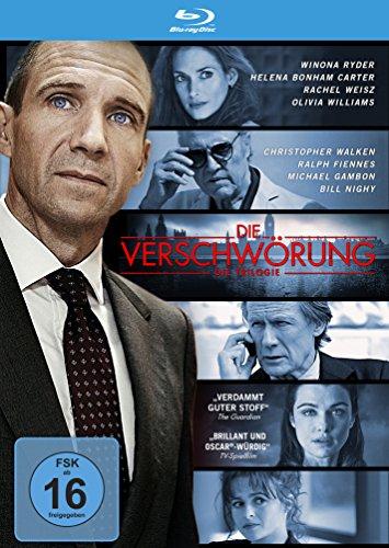 Die Verschwörung - Die Trilogie [Blu-ray]