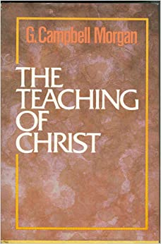 The teaching of christ book