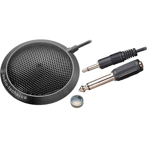Omnidirectional Condenser Boundary Microphone