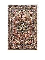 Eden Carpets Alfombra Ardebil Barro/Multicolor 305 x 198 cm