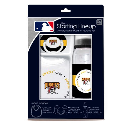 Mlb Pittsburgh Pirates Gift Set front-678602