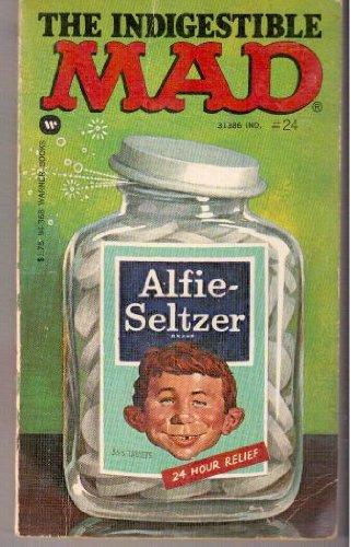 Indigestible Mad, Albert B. Feldstein