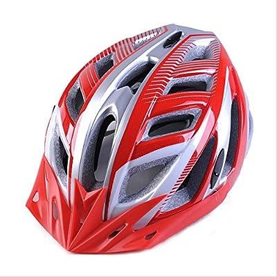 TKWMDZH Light road mountain bike bicycle helmet molding men and women riding equipment from TKWMDZH