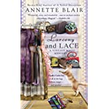 Larceny and Lace (Vintage Magic Mystery) ~ Annette Blair