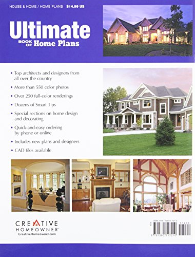 Ultimate book of home plans media books non fiction for The new ultimate book of home plans pdf