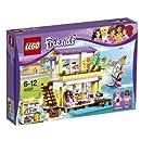 Lego Friends - 41037 - Jeu De Construction - La Villa Sur La Plage