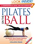 Pilates On The Ball Book Dvd