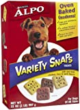 Alpo Snaps Treats with Real Meat - Variety Pack - 32 oz