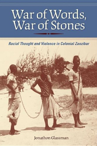 War of Words, War of Stones: Racial Thought and Violence...