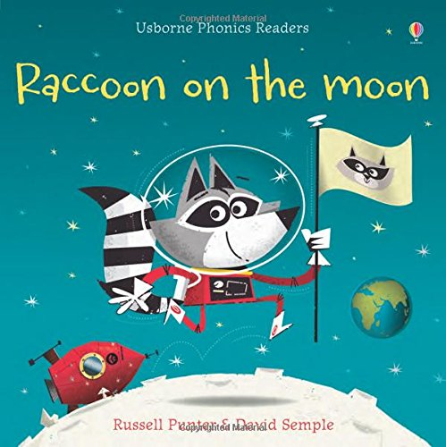 Raccoon On The Moon. Phonic Readers (Phonics Readers)