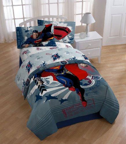Superhero Bedding Twin 175459 front