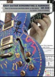 51VNuW%2B18jL. SL160  EASY GUITAR SONGWRITING & HARMONY HD DVD: How to Harmonize and Write Music on the Guitar
