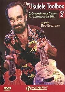 Bob Brozman: The Ukulele Toolbox - DVD 2