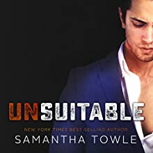 Unsuitable Audiobook by Samantha Towle Narrated by Victoria Aston
