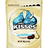 Hershey's Kisses Cookies 'n' Creme (140g pouch) (pack of 3)