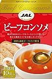 JALスープ ビーフコンソメ 10袋×5個