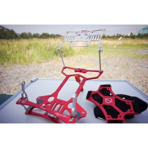Secraft Red Large Transmitter Tray And Fpv Complete Setup