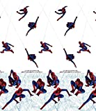 Gardine SPIDERMAN 1 Teil 116B x 210L Kinderzimmer Vorhang DISNEY