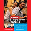 Rush Hour Express Spanish  by Berlitz