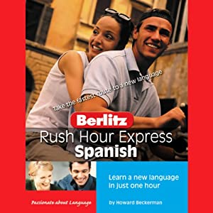 Rush Hour Express Spanish Audiobook