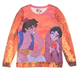 Disney Women's Aladdin Street Rat Pullover Top