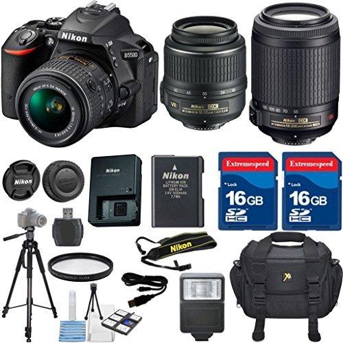 Nikon D5500 DSLR Camera Photo