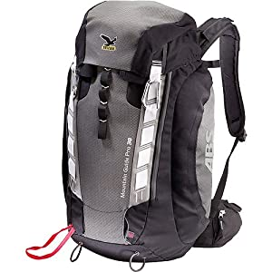 Salewa Mountain Guide 38 ABS Carbon B 00-0000004955 Rucksack ABS / 38 Litres / Black / Carbon from SALEWA