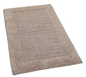 Luxury Quality Bath Mat Absorbent Bath Rug Without Rubber Backing For Sale