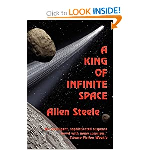 A King of Infinite Space by Allen Steele