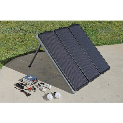 Review Of Thunderbolt Solar Panel Kit 45 Watt Solar And