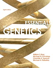 Essentials of Genetics by William S. Klug