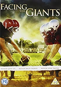 Facing The Giants [DVD] [2007]