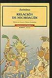 img - for Relacion de Michoacan (Cronicas De America) by Antonio de Ulloa (2002-06-30) book / textbook / text book