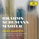 P. Neubauer - Brahms, Schumann, Mahler: