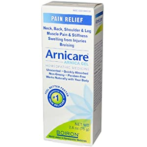 Boiron Arnicare Gel Twin Pack - 2.6 oz Each / Pack of 2