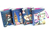 #9: (Pack of 1) Magnas Multiprinted Women's Ladies Wallet for Cash, Credit card, ID card, License, Bills, Receipts and more... - Assorted Jeans Print