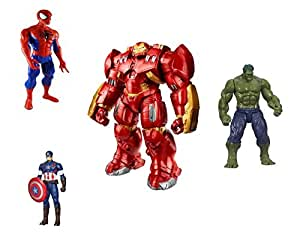 AZi The Avengers Super Heroes Movie Action Figures Toy