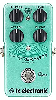 tc electronic HYPERGRAVITY COMPRESSOR ���������ե�������