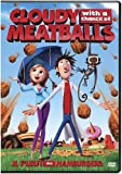 Cloudy with a Chance of Meatballs - Il pleut des hamburgers (Bilingual)