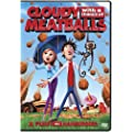 Cloudy with a Chance of Meatballs / Il pleut des hamburgers (Bilingual)