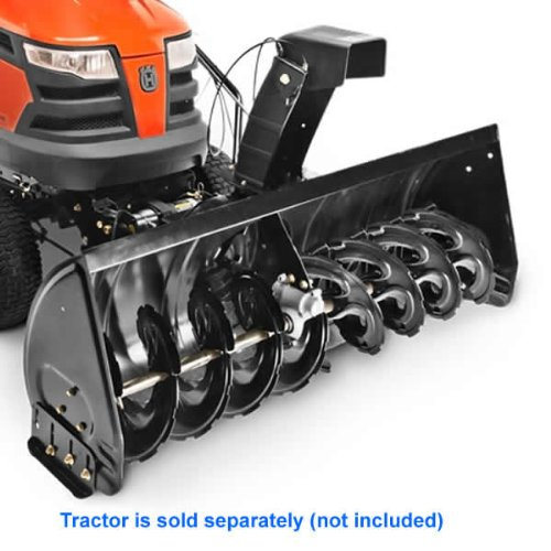 Amazon.com: Husqvarna 581 34 57-01 Tractor Mount Two-Stage