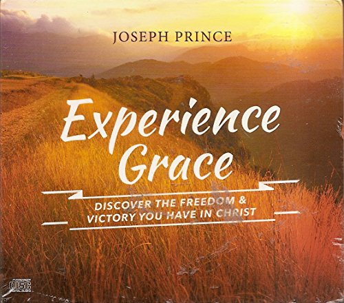 experience grace discover the freedom and victory you have in christ audio cd 4 disc set audio cd jan 01 2014 joseph prince and n a