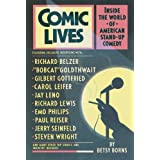 Comic Lives ~ Betsy Borns