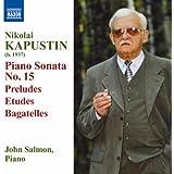 Klaviersonate 15/Preludes/+