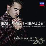 echange, troc  - Saint-Saëns : Concerto pour piano n° 2 Op.22 - Concerto pour piano n° 5 Op.103 - Variations symphoniques